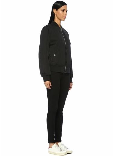 Ck Jeans Ceket Siyah